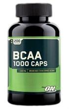 BCCA 1000 caps Optimum Nutrition ( 200 caps ) - фото 3772