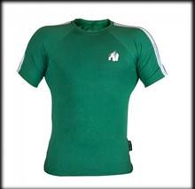 GW  Футболка Stretch  зеленая - фото 4342