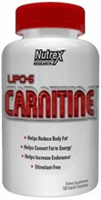 Nutrex L-Carnitine (120 капс )