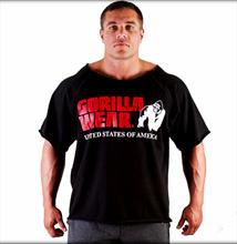 Топ  Gorilla Классик черный - фото 4936