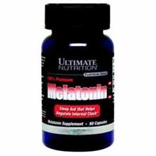 Melatonin 100% Premium 3mg(60cap) - фото 5014