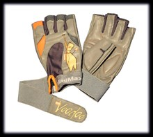 "Mad Max Перчатки для фитнеса женские  ""Voodoo""  - фото 5062"