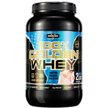 MXL  100% Golden Whey  (908gr) - фото 5080