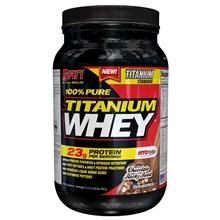 SAN  100% Titanium Whey  (908 gr) - фото 5083