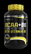 BioTech  BCAA+B6 (200tab) - фото 5198