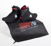 Кроссовки Gorilla Wear High Tops (Black) - фото 5281