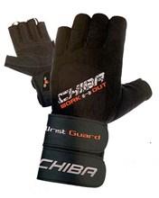 Перчатки мужские CHIBA Workout  Wristguard II (арт-40124 ) - фото 5461