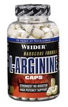 Weider L-Arginine caps(100 капс )  - фото 5600