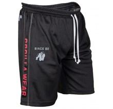 Шорты Gorilla Wear  Mesh Shorts красный (арт 90904) - фото 5614