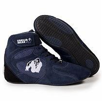 """Кроссовки мужские  """"Chicago"""" Gorilla wear (темно-синий) - фото 5741"""