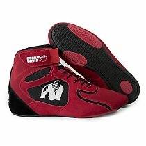 """Кроссовки """"Chicago"""" Gorilla wear (красно-черный) - фото 5743"""