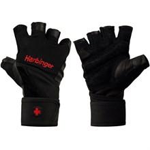 """Перчатки HARBINGER для фитнеса мужские """"Pro WristWrap"""" - фото 5762"""