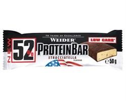 Weider 52% ProteinBar (50gr) - фото 5774