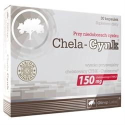 Chela-Zink Olimp (30cap) - фото 5783