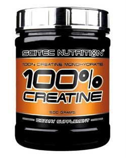 SciTec Creatine Powder ( 500 gr ) - фото 5824