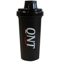 QNT  shaker bottle (700 ml) черный - фото 5842