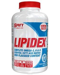 SAN Lipidex (180 cap) - фото 5852