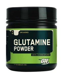 Glutamine Powder Optimum Nutrition  (600 гр) - фото 5868