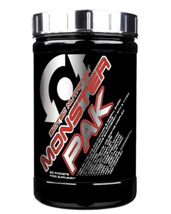 Monster Pak Scitec Nutrition (60 pac) - фото 5879
