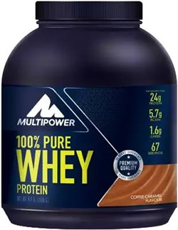 Multipower 100% Whey Protein (2000gr ) - фото 5884