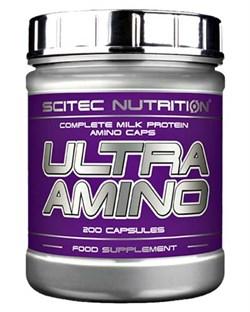 Ultra Amino Scitec Nutrition ( 500 капс) - фото 5891