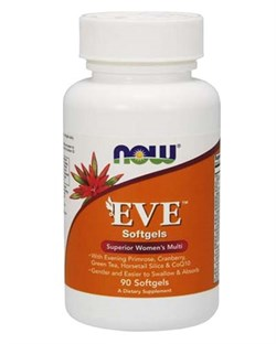 NOW Eve Multi (90 softgels) - фото 5896