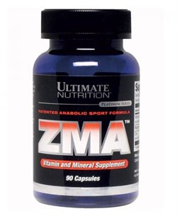 ZMA Ultimate Nutrition (90 капс) - фото 5912