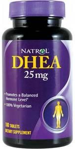 DHEA 25 mg Natrol (180tab) - фото 5930