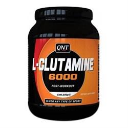 L-Glutamine 6000 (500gr) QNT - фото 5958