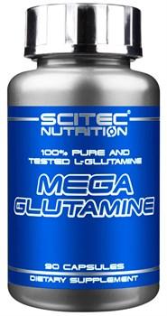 Mega Glutamine Scitec Nutrition (90 капс) - фото 5961
