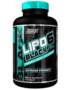 Lipo-6 Black Hers Nutrex (120 капс) - фото 5977