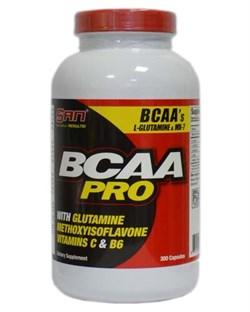 SAN BCAA-pro (300 cap) - фото 6000