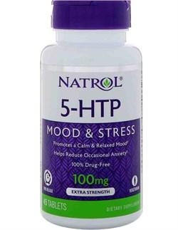 Natrol 5-HTP 50mg (30cap) - фото 6023
