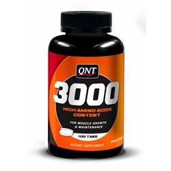 Amino Acid 3000 QNT (100tab) - фото 6027
