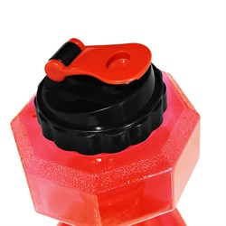Бутылка-гантеля для воды BeFirst (2200ml) - фото 6031