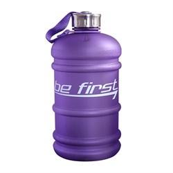 Бутылка для воды матовая ( 2200 ml) - фото 6043