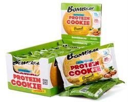 Bombbar Печенье Protein Cookie (60gr) - фото 6082