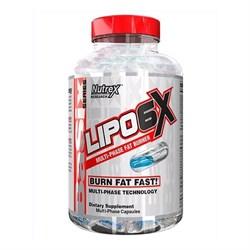 Lipo-6X Liquid (120caps) - фото 6083