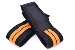 OnhillSport Бинт коленный с липучкой  жесткий (2,5 метра) - фото 6134
