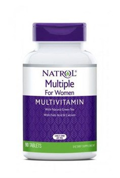 Multiple For Women Natrol (90 tab) - фото 6184