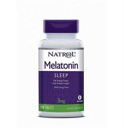 Natrol Melatonin 3mg (60 tab) - фото 6207