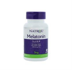 Natrol Melatonin 3mg (120 tab) - фото 6208