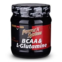 Power System BCAA+ L-Glutamine (450 gr) - фото 6218
