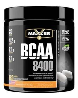 Maxler BCAA 8400 (180 tab) - фото 6241