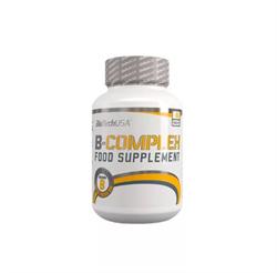 BioTech Vitamin B-Complex (60 табл) - фото 6251