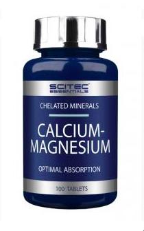 SE Calcium-Magnesium (100tabs) - фото 6265