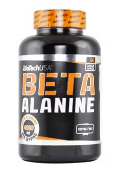 Beta Alanine 90 капс (BioTech) - фото 6288