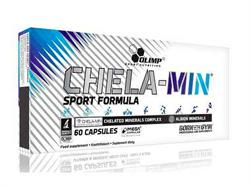 ChelaMin Sport Formula 60 капс (Olimp) - фото 6321