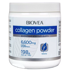 Collagen powder 6600 мг (Biovea) 198 гр - фото 6436