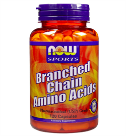 NOW Sport Branched Chain Amino Acidds (240 cap) - фото 6464